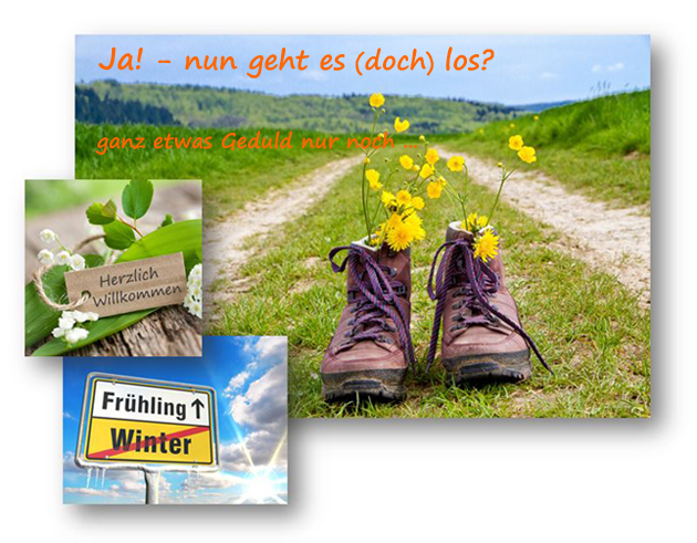 Fruehling 2013 Collage